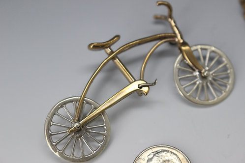 Bicycle Pin or Pendants