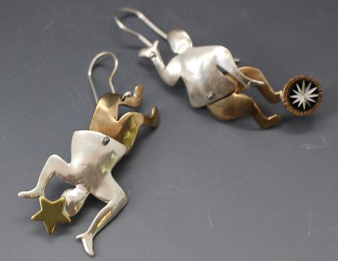 Dangle Tumber Earrings
