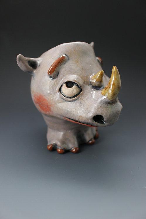 Baby Rhino Pot