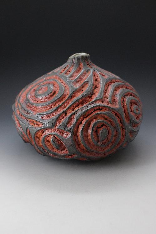 Carved Vessel 2004