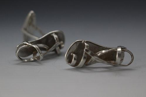 Roman Sandle Cufflinks