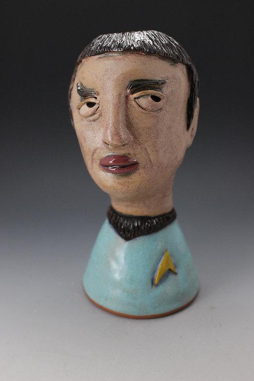 Oddly Spock FacePot
