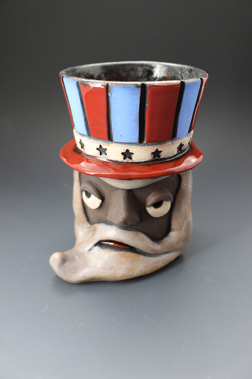 African Uncle Sam