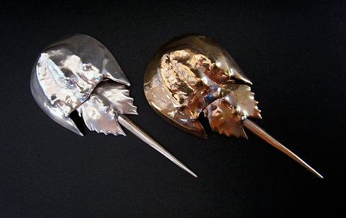 bronze HorseShoe Crab