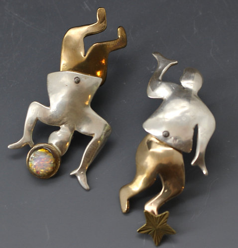 Tumbler Earrings