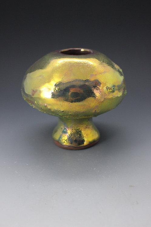 Gold Luster Pot 2011