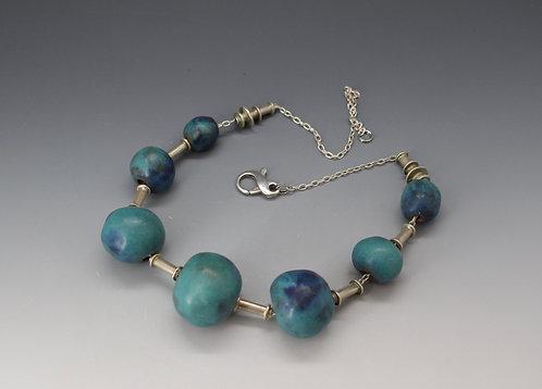Luna Parc Clay Bead Necklace