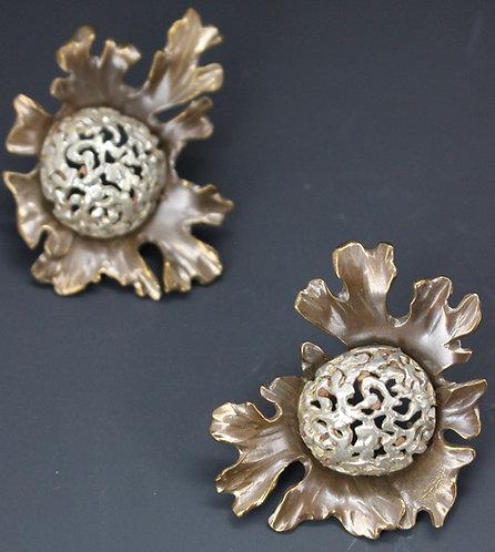 Cauliflower Earrings