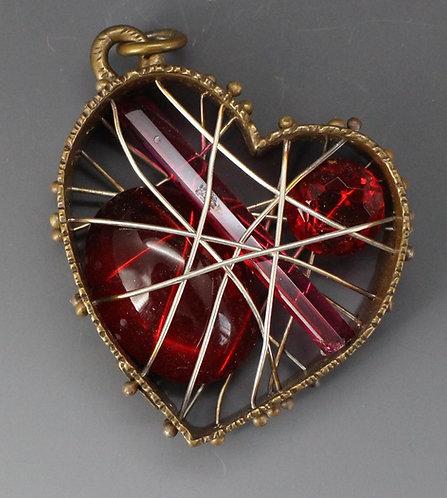 Medium Heart Pendants