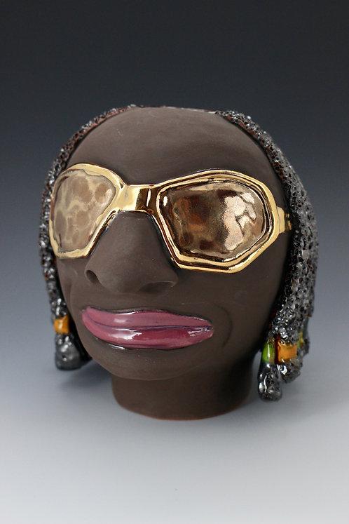 Stevie W. Face Pot