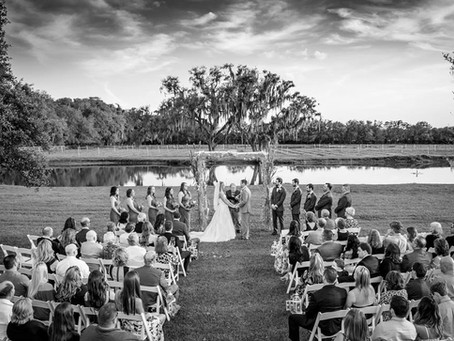 David & Jamie's Wish Well Barn Wedding