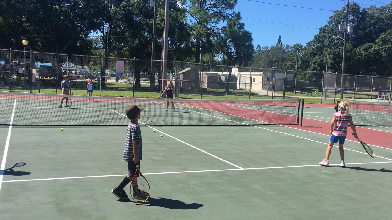 Sarasota Tennis & Fitness | Kids