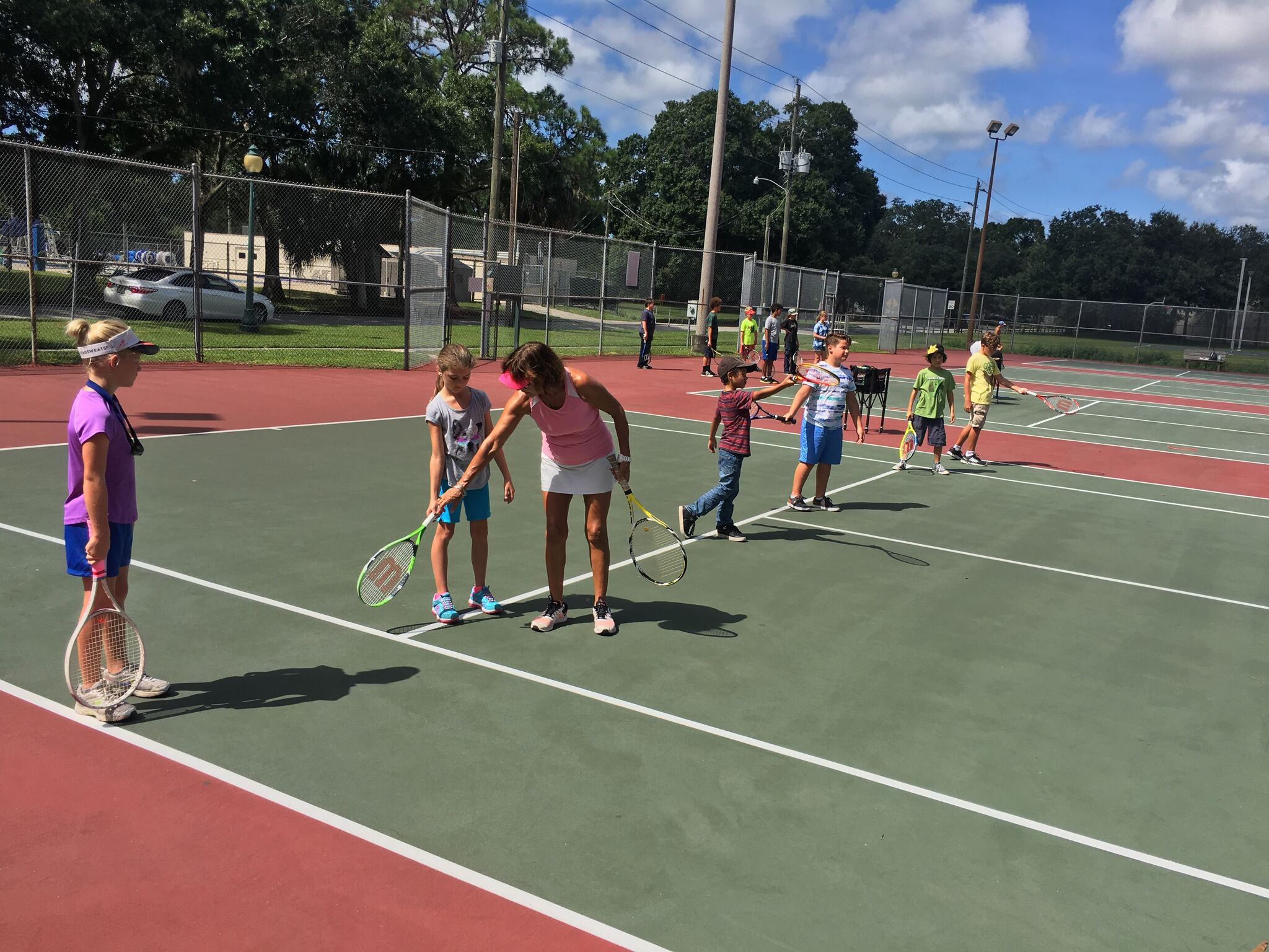Sarasota Tennis & Fitness | Kids