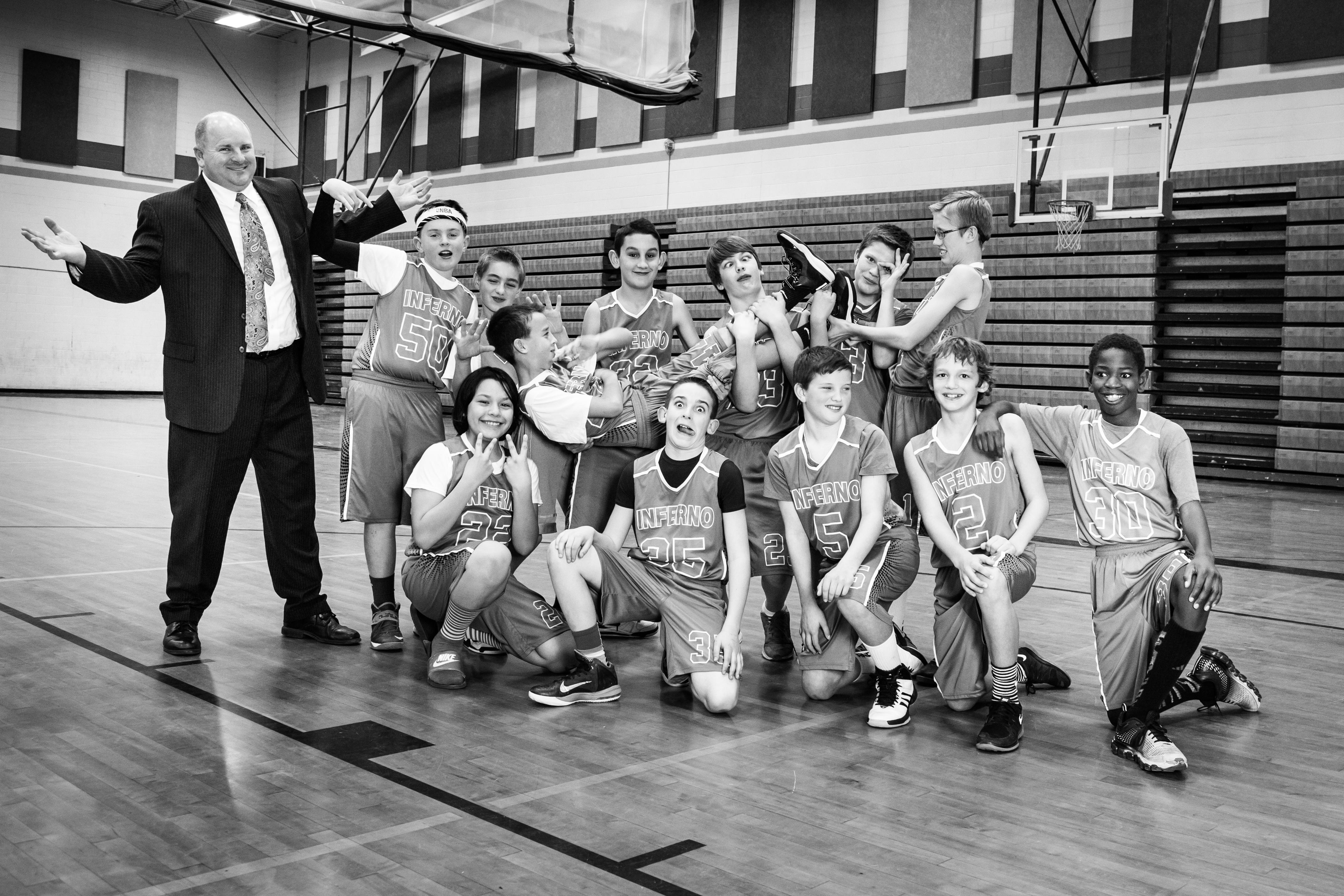 2014-2015 6th Grade Boys