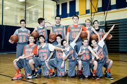Team Picture 7th Grade