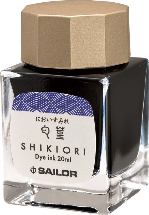 SAILOR SHIKIORI INK SERIES 'NIOI-SUMIRE'
