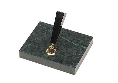 Platinum DPD-3000D Yeşil Masa Üstü Tekli Kalemlik