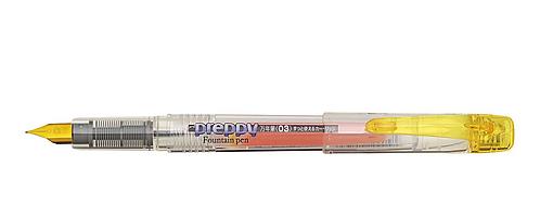 Platinum PPQ-200 Preppy Sarı Dolma Kalem