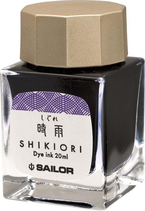 SAILOR SHIKIORI INK SERIES 'SHIGURE'