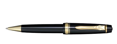 Sailor Progear II Siyah Altın Tükenmez Kalem