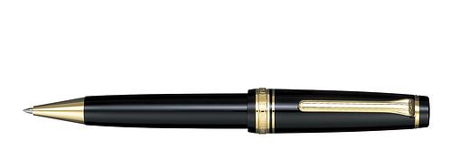 Sailor Progear Siyah Altın Tükenmez Kalem