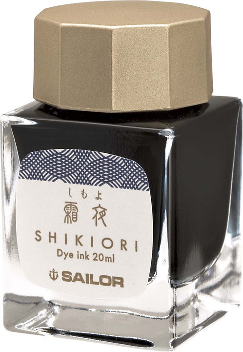 SAILOR SHIKIORI INK SERIES 'SHIMOYO'