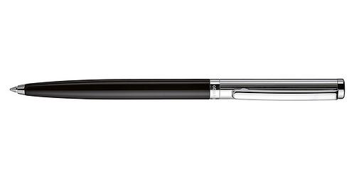 Otto Hutt Dizayn 1Çizgili Siyah Tükenmez Kalem