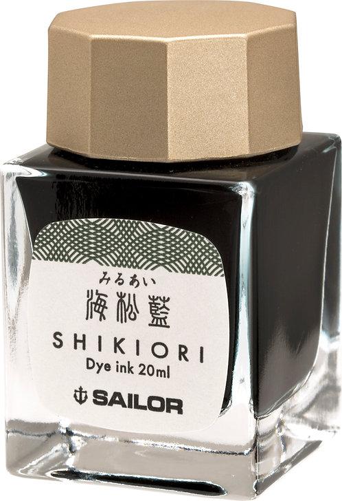 SAILOR SHIKIORI INK SERIES 'MIRUAI'