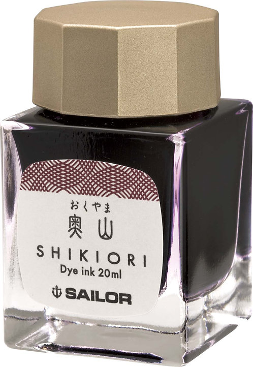 SAILOR SHIKIORI INK SERIES 'OKUYAMA'