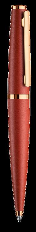 Otto Hutt Dizayn 6 Ruby Red Rose Gold Aksam Tükenmez Kalem