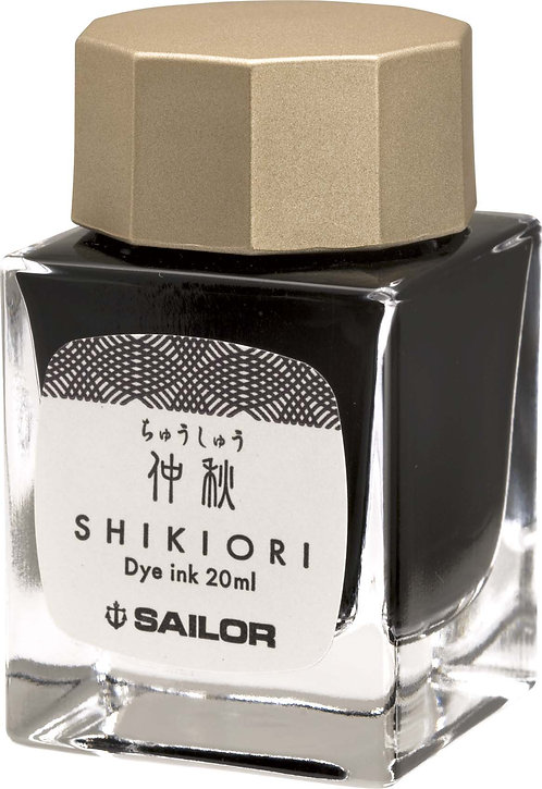 SAILOR SHIKIORI INK SERIES 'CHUSHU'