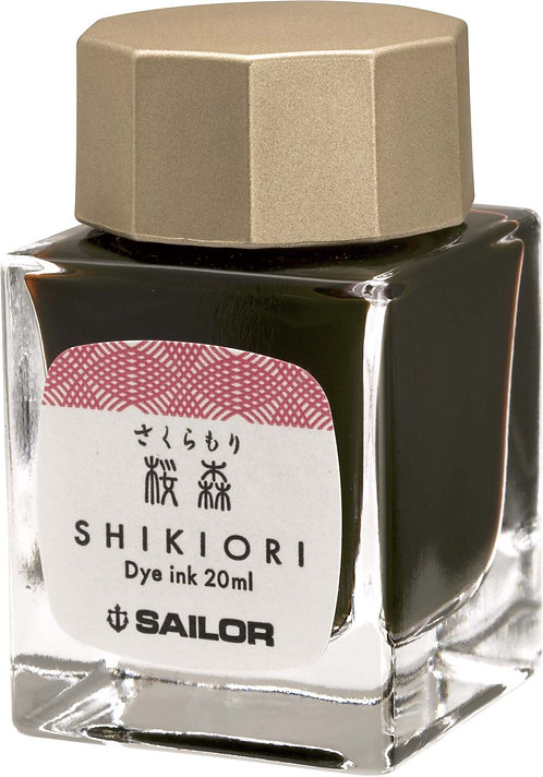 SAILOR SHIKIORI INK SERIES 'SAKURA-MORI'