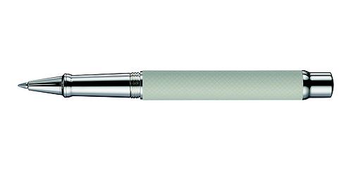 Otto Hutt Dizayn 4 Mat Beyaz Roller Kalem