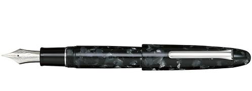 Sailor King Of Pen Mozaik Siyah Dolma Kalem