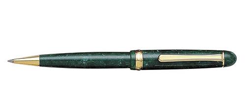 Platinum MTB-1000S Re Celluloid Yeşil Tükenmez Kalem