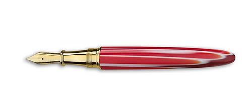 Signum Murano Kırmızı Altın Dolma Kalem