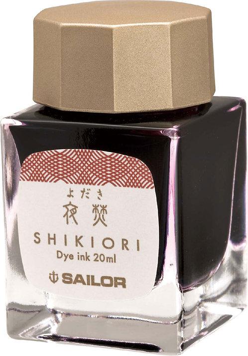 SAILOR SHIKIORI INK SERIES 'YODAKI'