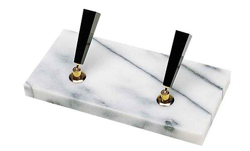 Platinum DPD-5000 Beyaz Masa Üstü İkili Kalemlik