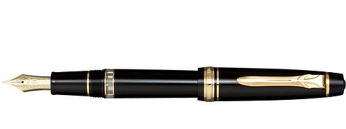 Sailor Progear II Realo Siyah Altın 21 Kt. Dolma Kalem