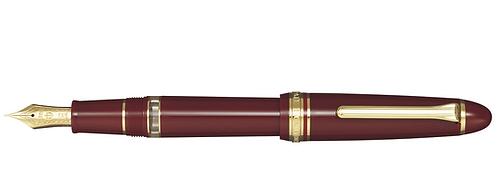 Sailor 1911 Realo Bordo Altın 21 Kt. Dolma kalem