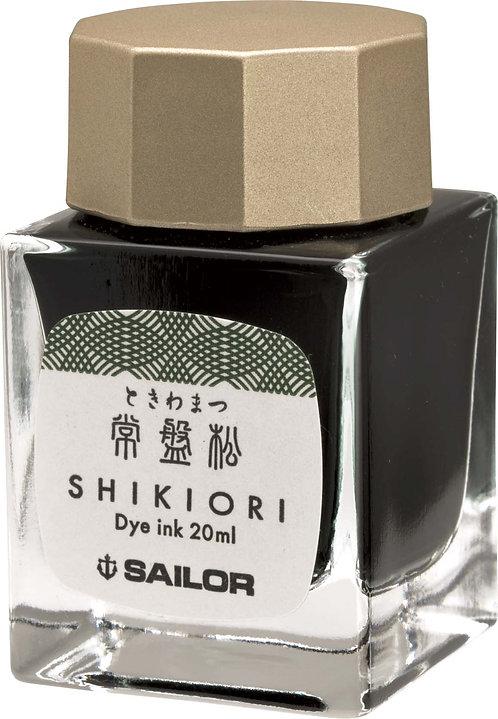 SAILOR SHIKIORI INK SERIES 'TOKIWA-MATSU'