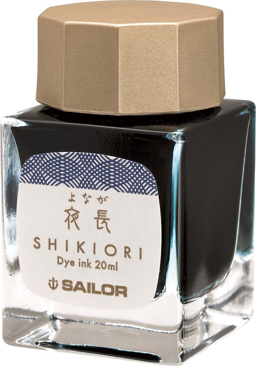 SAILOR SHIKIORI INK SERIES 'YONAGA'