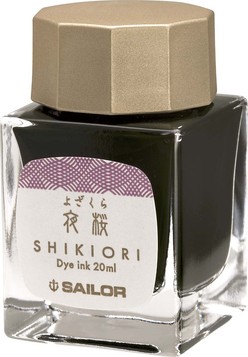 SAILOR SHIKIORI INK SERIES 'YOZAKURA'