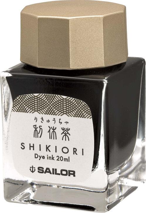 SAILOR SHIKIORI INK SERIES 'RIKYUCHA'
