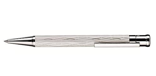 Otto Hutt Dizayn 4 Wave Beyaz Tükenmez Kalem