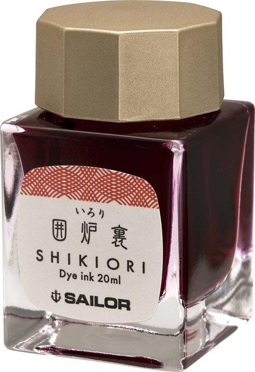 SAILOR SHIKIORI INK SERIES 'IRORI'
