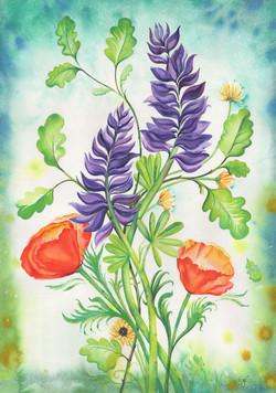 California Native Bouquet  ©Sandie Turchyn