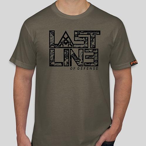 Last Line Premium Tee