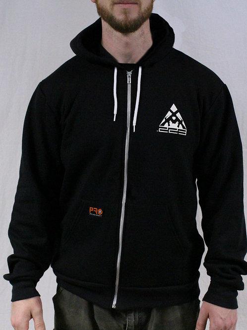 223 Premium Black Zip