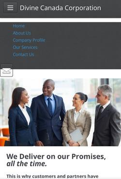 Divine Canada - Project Management
